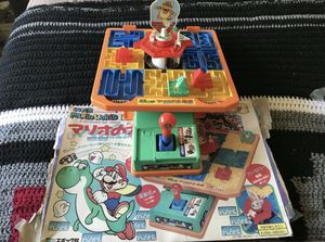 Super Mario World Nintendo Rare Japanese Maze Game for Sale in Whittier, CA