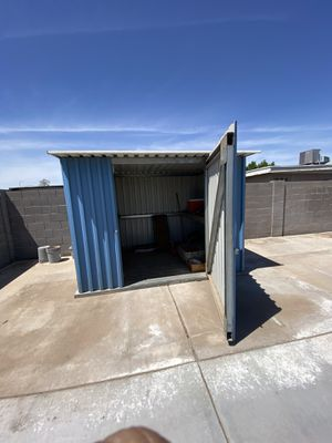 10x7 metal shed for Sale in Gilbert, AZ