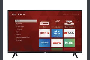 TCL roku snart tv perfect condition for Sale in Bothell, WA