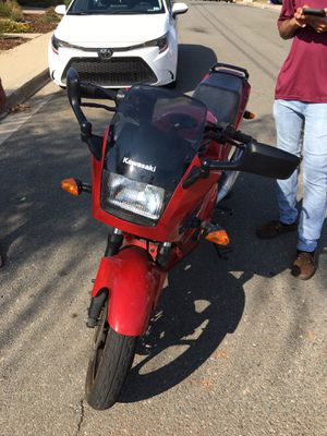 2006 Kawasaki ninja EX 250 for Sale in Queens, NY