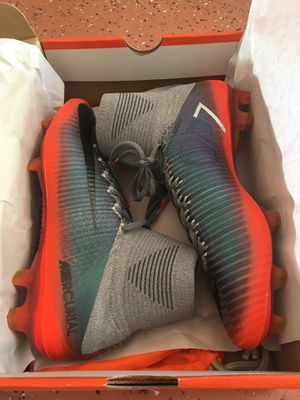 Rare, Authentic Nike Mercurial Superfly 5 CR7 FG (Christiano Ronaldo' for Sale in West Covina, CA