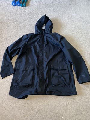 Nike lab men's 2XL black parka jacket for Sale in Portland, OR