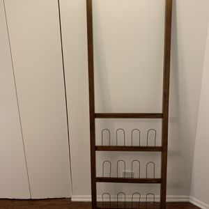 Leaning Shoe Rack, Coat Hat Organizer for Entryways for Sale in Chicago, IL