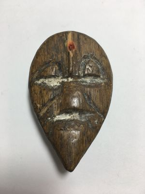 African Dan Passport Mask, authentic for Sale in Antioch, CA