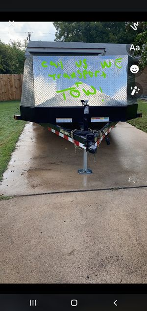 need your car towed or moved for Sale in Austin, TX