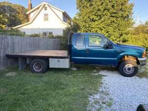 2000 Ford F-350 dually diesel for Sale in Holbrook, NY