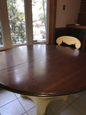 Table for kitchen or breakfast nook. $250 for Sale in Reading, PA