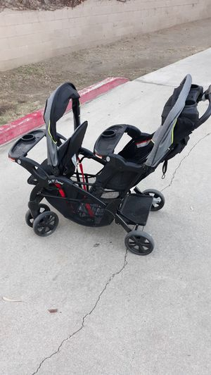 Baby trend double stroller ( Sit N' Stand ) for Sale in Ontario, CA