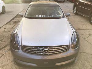 04 infinity G35 for Sale in Philadelphia, PA