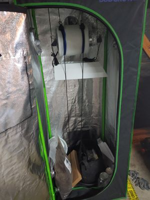 Budgrower Grow Tent and Kit for Sale in Lathrop, CA