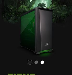 Ironside fiend gaming computer with razer equipment for Sale in Harsens Island, MI