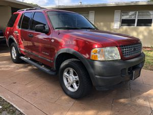 2004 Ford Explorer... ice cold AC for Sale in Fort Lauderdale, FL