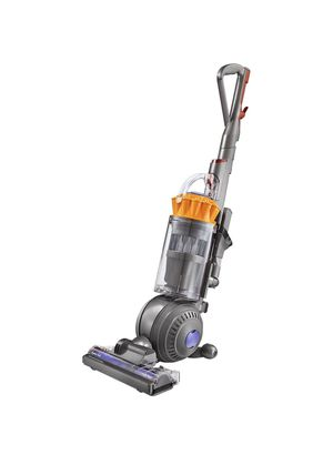 Dyson - Ball MultiFloor Bagless Upright Vacuum - Iron/Yellow for Sale in Hicksville, NY