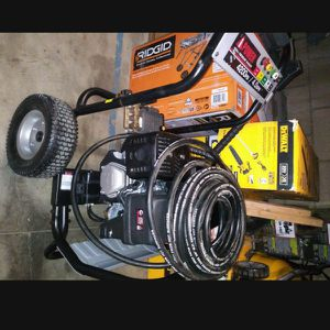 I POWER GAS 4200 PSI PRESURE WASHER NEW for Sale in Redlands, CA