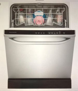 Frigidaire dishwasher stainless steel for Sale in Manassas, VA