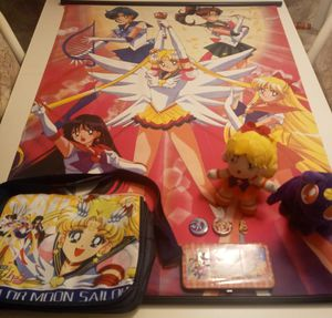 1990s Vintage Sailor Moon Lot for Sale in Coram, NY