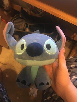 Stitch plush stuffed animal Disney parks from lilo and stitch Disneyworld Disneyland for Sale in Oakley, CA