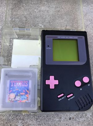 Nintendo Gameboy Refurbished Pink and Black for Sale in Rancho Cucamonga, CA
