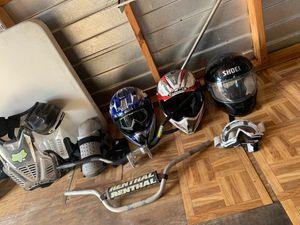 Motcross gear motorcycle gear for Sale in Hialeah, FL