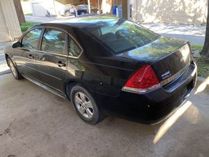 2011 Chevy impala for Sale in Irving, TX