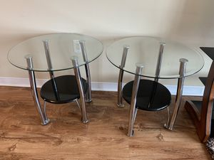 2 side tables for Sale in Alexandria, VA