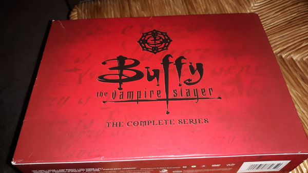 Complete series of Buffy the Vampire Slayer