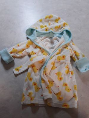 Carter's Baby Robe with cute little ducks for Sale in Keizer, OR