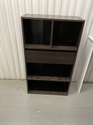 Bookcase with Pull-Out Drawer for Sale in Washington, DC