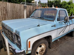 Chevy Scottsdale C30 dually 454 for Sale in Seattle, WA
