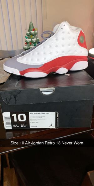 Air Jordan Retro 13 Men's 10 for Sale in Welby, CO