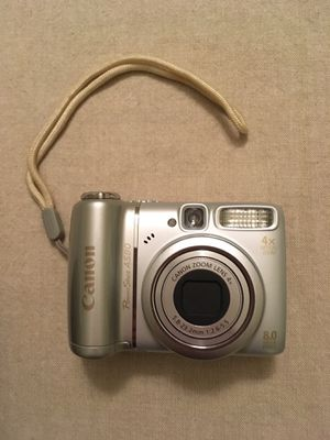 Canon PowerShot Digital Camera for Sale in Palm Coast, FL