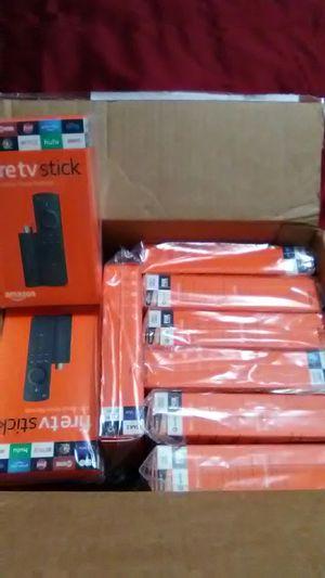 Amazon fire TV stick fire TV stick 4K for Sale in Miami, FL