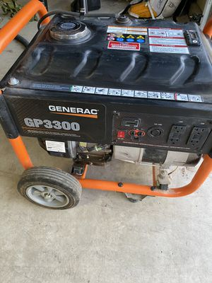Generator for Sale in Clovis, CA