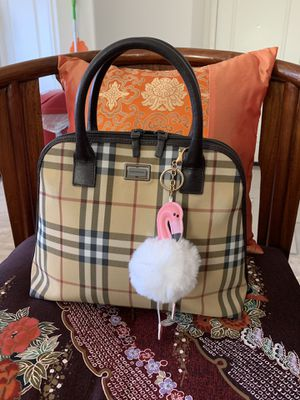 Authentic Vintage Burberry Alma Bag $320 for Sale in Chula Vista, CA