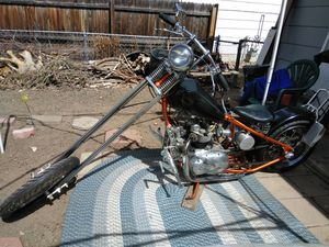 1960 Triumph T100 Motorcycle for Sale in Colorado Springs, CO