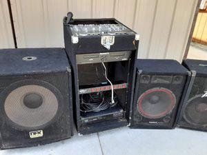 Canta muy clarito. SEA EL DJ!!!! for Sale in DEVORE HGHTS, CA