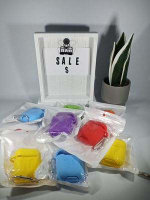 Sale 4X Airpods Silicone Cases for $10. for Sale in Loma Linda, CA