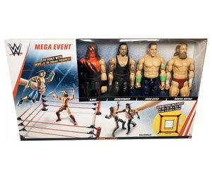 Mattel WWE Mega Event Jumbo Ring for Sale in Westbury, NY