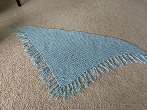 Hand crocheted shawl for Sale in Kissimmee, FL