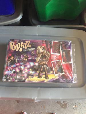 Bratz fashion runway board game new for Sale in Carol Stream, IL