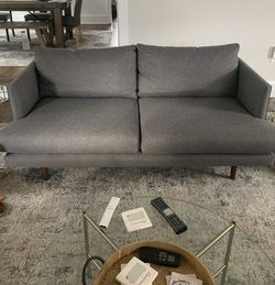 Like New Grey Couch for Sale in PA,  US