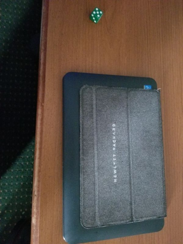 Hp mini laptop/tablet