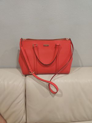 Kate spade purse coral color for Sale in St. Louis, MO