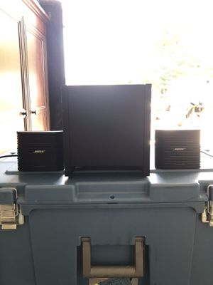Bose speakers for Sale in Christiana, TN