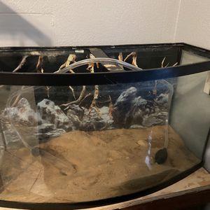 46 gallon aquariums for Sale in Houston, TX