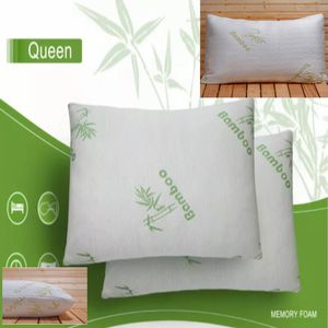 Shredded memory foam bamboo pillow for Sale in Palos Hills, IL