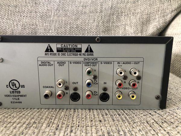 Magnavox ZV427MG9A DVD Recorder VCR Combo HDMI - No Remote - TESTED