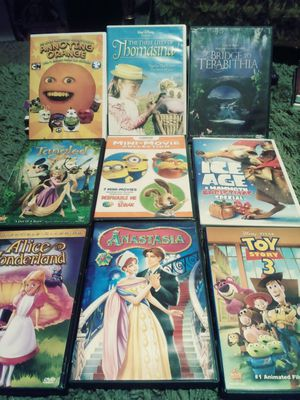 Kids movies for Sale in Akron, OH