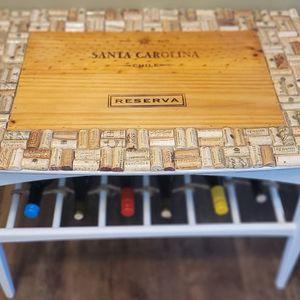 Coffee Table Wine Rack for Sale in Sedgwick, KS