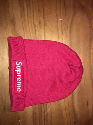 Supreme Box Logo Beanie for Sale in Rockville, MD